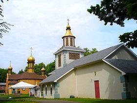Русский монастырь святого Тихона в штате Пенсильвания