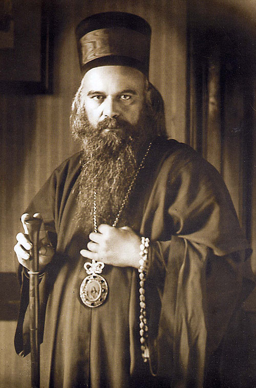 Епископ Жичский Николай (Велимирович)