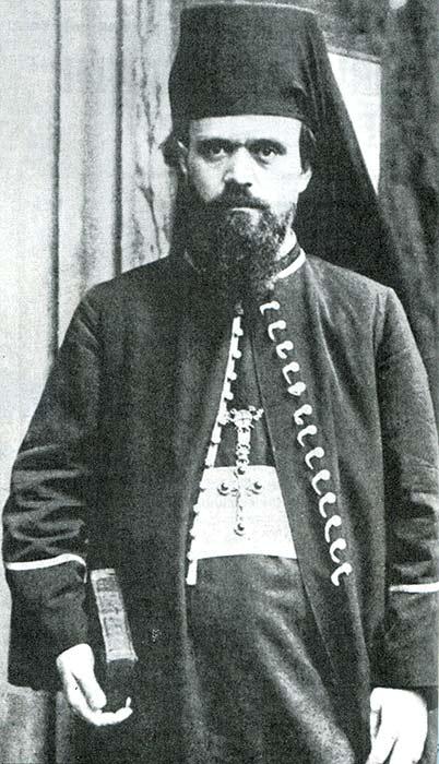 Иеромонах Николай (Велимирович)