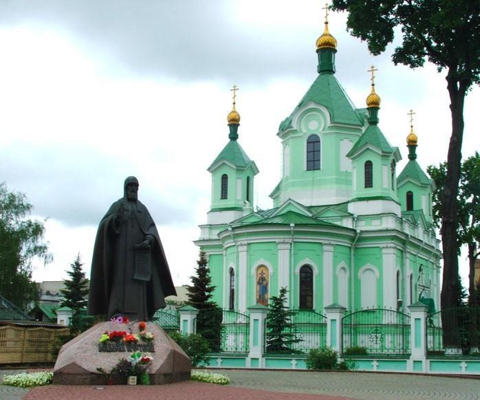 Свято-Симеоновский собор г. Брест