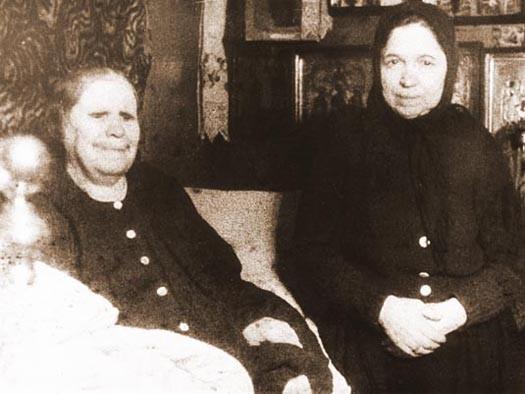 Блж. старица Матрона Московская